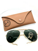 Ray-ban Rb 3030 Outdoorsman - Genuine Made In Italy Glass Lens