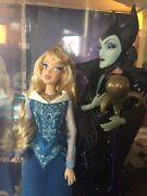 Aurora And Maleficent Doll Fairytale Designer Collection Limited Edition Disney