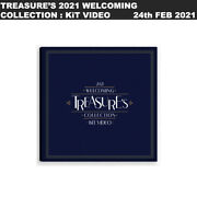 Treasure's 2021 Welcoming Collection Kit Video Kit+calendar+note+etc+tracking