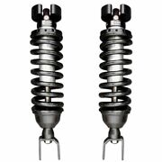 Icon® 2.5 Adjustable Front Coilovers Shocks For 2009-up Ram 1500 Trucks