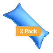 Robelle Swimming Pool Winter Cover Ice Equalizer Air Pillow 4and039 X 8and039 - 2 Pack