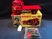 Dinky Toys 1960's Rare Bedford Tk Coal Lorry No 425 N/mint Ex Shop Stock Wow