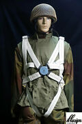 Wwii British X Type Parachute Harness Reproduction