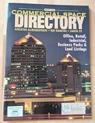 New Mexico Commercial Real Estate Directory Magazine Industry 1997 B2b Ads