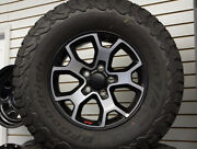 Free Us Shipping Jeep Rubicon 2020 Oem 5 Brand New Wheels And Tires Bf Good K02
