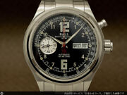 Ball Watch Train Master Pulse Meter Pro Cm1038d-saj-bk Automatic Menand039s Watch