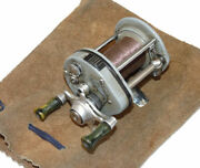 Pflueger Supreme Sintage Baitcasting Reel With Push Button Free Spool And Level...