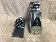 Used Ford C8za-19c911 Mustang Mercury Cougar A/c Control Bezel And Vents