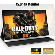 15.6 4k Monitor For Xbox One X S Call Of Duty 4 Uhd Portable Display Type C Min