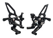 Adjustable Rearsets Rps Easy Cnc Racing Ducati Panigale 1299 2015-17