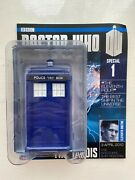 Dr Doctor Who Figurine Collection Special Issue 1 The Tardis Eaglemoss Figure