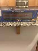 Lionel The Polar Express Baggage Car W/light 6-25135, 2005 Open Box Never Used