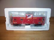 Mth 20-91572 United States Army Extended Vision Caboose