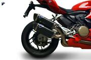 Exhaust Silencer Termignoni Approved Force Carbon Ducati Panigale 959 2016 16