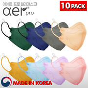 Aer Pro [upper Level Of Kf94] Face Mask [made In Korea] Respirators Protective