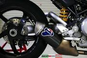 Silencer Exhaust Low Carbon Racing Termignoni Ducati Monster S4r 2006 06