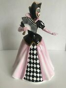 Royal Doulton Figurine - Aria - Hn 4504 - The Carnival Collection -