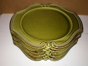 Minty 9 Faience Provencale Du Poet-laval Pottery Bee 13 Dinner Charger Plate
