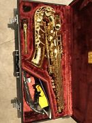 Yamaha 62 Alto Saxophone. Fantastic Condition. Please View All Pictures