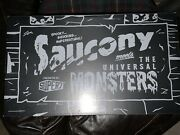 2018 Sdcc Super 7 X Saucony Universal Monsters Wolf Man Size 13 Never Worn