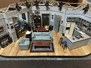 Seinfeld Apartment Set Replica Exclusive Limited Jerry Elaine George Kramer