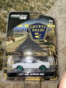 Greenlight 1971 Amc Javelin Amx Country Roads 42 Chase