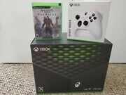 Microsoft Xbox Series X 1tb Video Game Console. Ships To You Asap