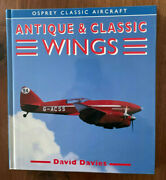 Warbirds - Antique And Classic Wings By David Davies 1992