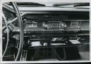 1966 Press Photo Chrysler Newport Features Coin Sorter And Ashtray - Mja44926