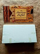 2001 American Buffalo Coin And Currency Set Sealed In Ogp And Us Mint Box