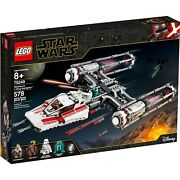 Lego Star Wars The Rise Of Skywalker Resistance Y-wing Starfighter 524975249