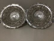 Sterling Silver Compote Set By Reed And Barton