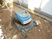 Rare Ford Lm 19 Lawn Mower Tractor Advertising