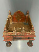 Best Antiques Vintage Used Hindu Home Temple Shrine From India