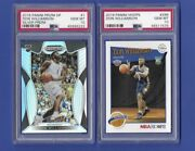 2019 Zion Williamson Rookie Psa 10 Lot 2 Panini Prizm Dp Slvr And Hoops 1 296