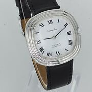 Stunning Gigandet New Old Stock Watch - Swiss Made - Unique Design Works Great