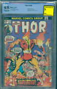 Thor 225 Cbcs 9.8 Ist Firelord