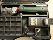 Greenlee Gator Battery Powered Cable Cutter Kit Es3211 500mcm Cu/al