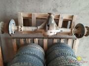 2010 Ford F350sd Pickup Rear Axle Assembly 4.10 Ratio
