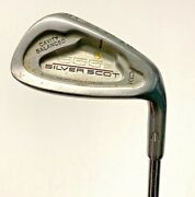 Tommy Armour 855s Silver Scot 9 Iron Right Handed Steel Shaft Regular Flex 35.5