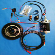 Discount Electric Start Kit For Yamaha Outboard E40 40hp 2 Stroke Enduro 66t