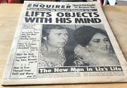 National Enquirer-feb.171976-lizandrsquos New Man-psychic Lifts With His Mind
