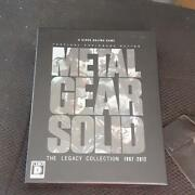 Used Ps3 Metal Gear Solid The Legacy Collection Japan Import Game Japanese