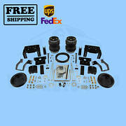 Spring Kit 5000ultimate Airlift R For F-350 Superd Cabelas In-bed Hitch 09-10