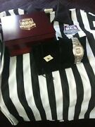 2008 Allstate Bcs National Championship Watch And Presentation Box New Orleans
