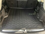 Rear Trunk Cargo Cover Floor Boot Tray Liner Pad Mat For Audi Q7 2016-2021