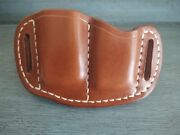 Smith And Wesson Shield 9/40 Minimalist Double Magazine Belt Holster