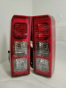 New Gm Genuine Tail Light Tail Lamp Set Fit 2007-2010 Hummer H3 Left And Right