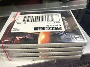 4x Metroid Other M Nintendo Wii 2010 Brand New Factory Sealed Lot 4