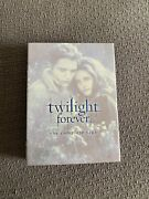 Twilight Forever The Complete Saga Dvd Box Set Missing 1 Special Feature Disc
